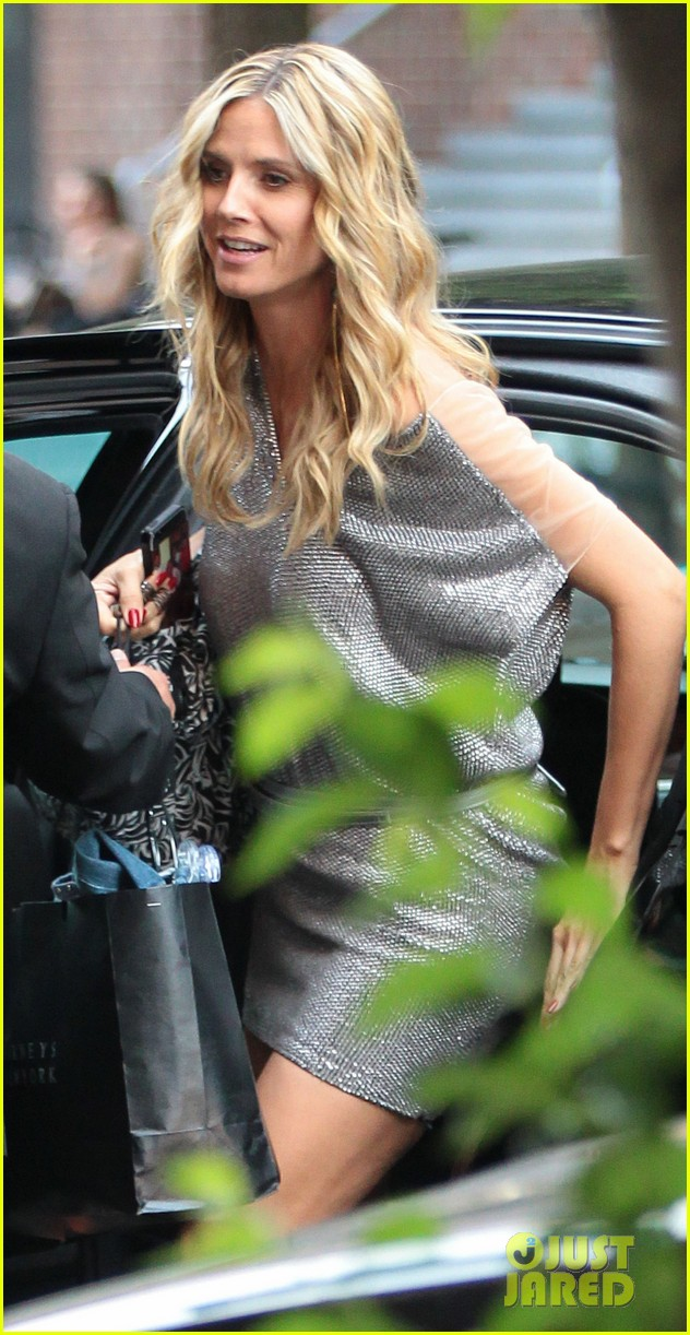 heidi klum takes new york city by storm 042899393