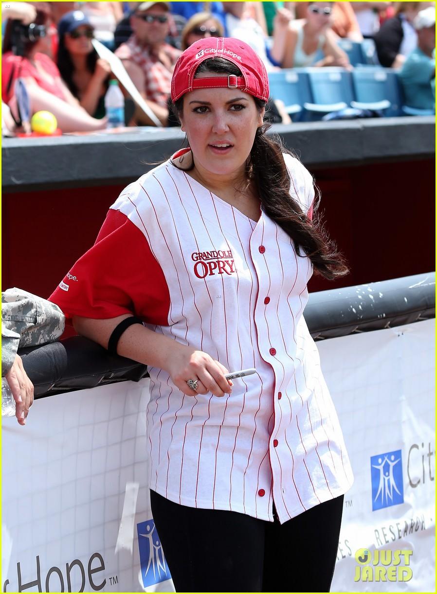 kree harrison lauren alaina celebrity softball with scotty mccreery 152887632