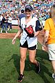 kree harrison lauren alaina celebrity softball with scotty mccreery 06