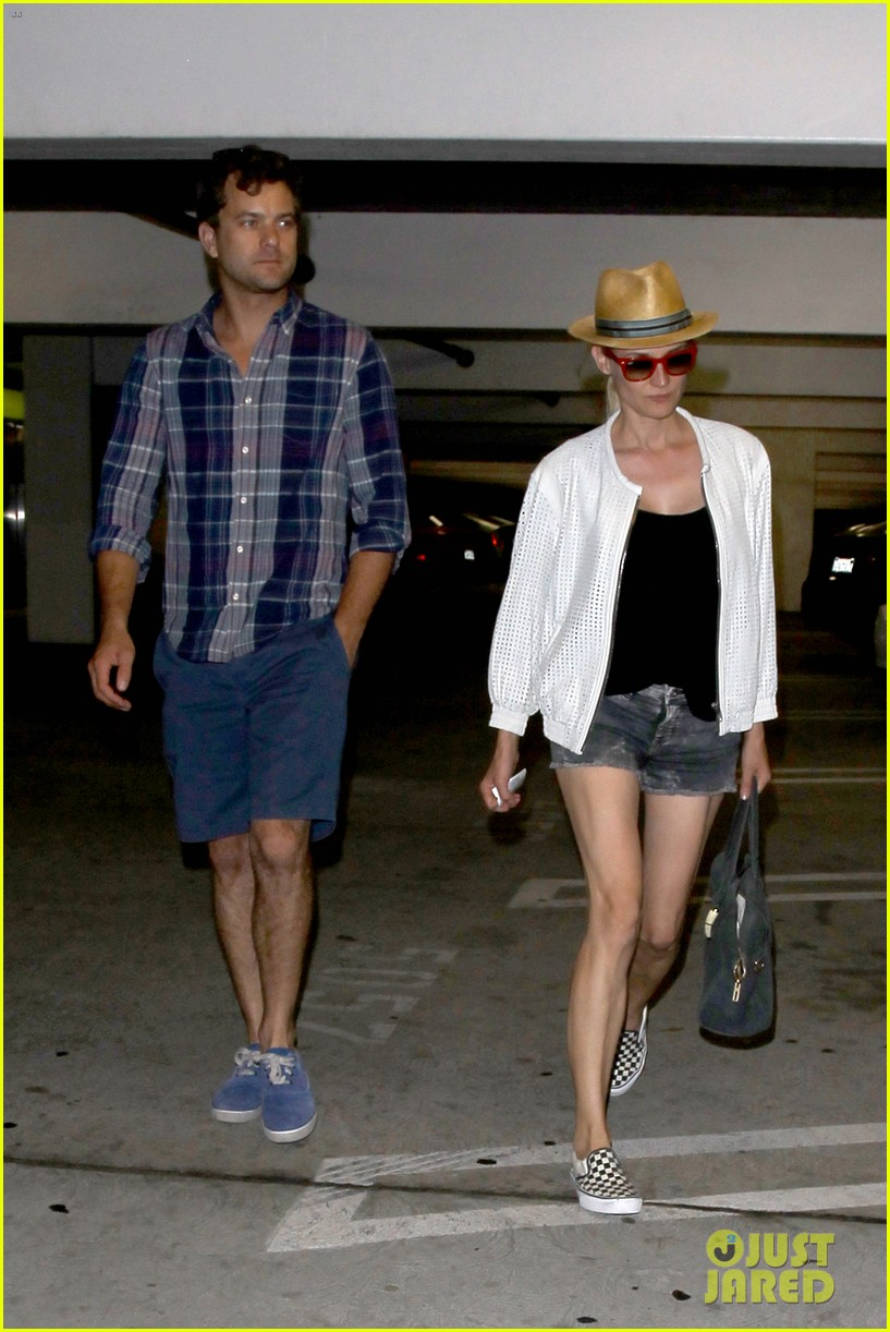 diane kruger joshua jackson arclight cinemas date night 05