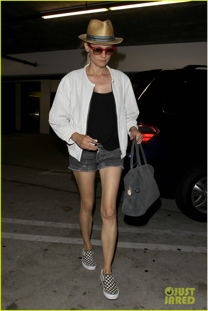 diane kruger joshua jackson arclight cinemas date night 082899877