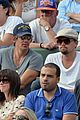 leonardo dicaprio returns to french open with lukas haas 18