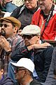 leonardo dicaprio watches french open with lukas haas 02