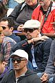 leonardo dicaprio watches french open with lukas haas 10