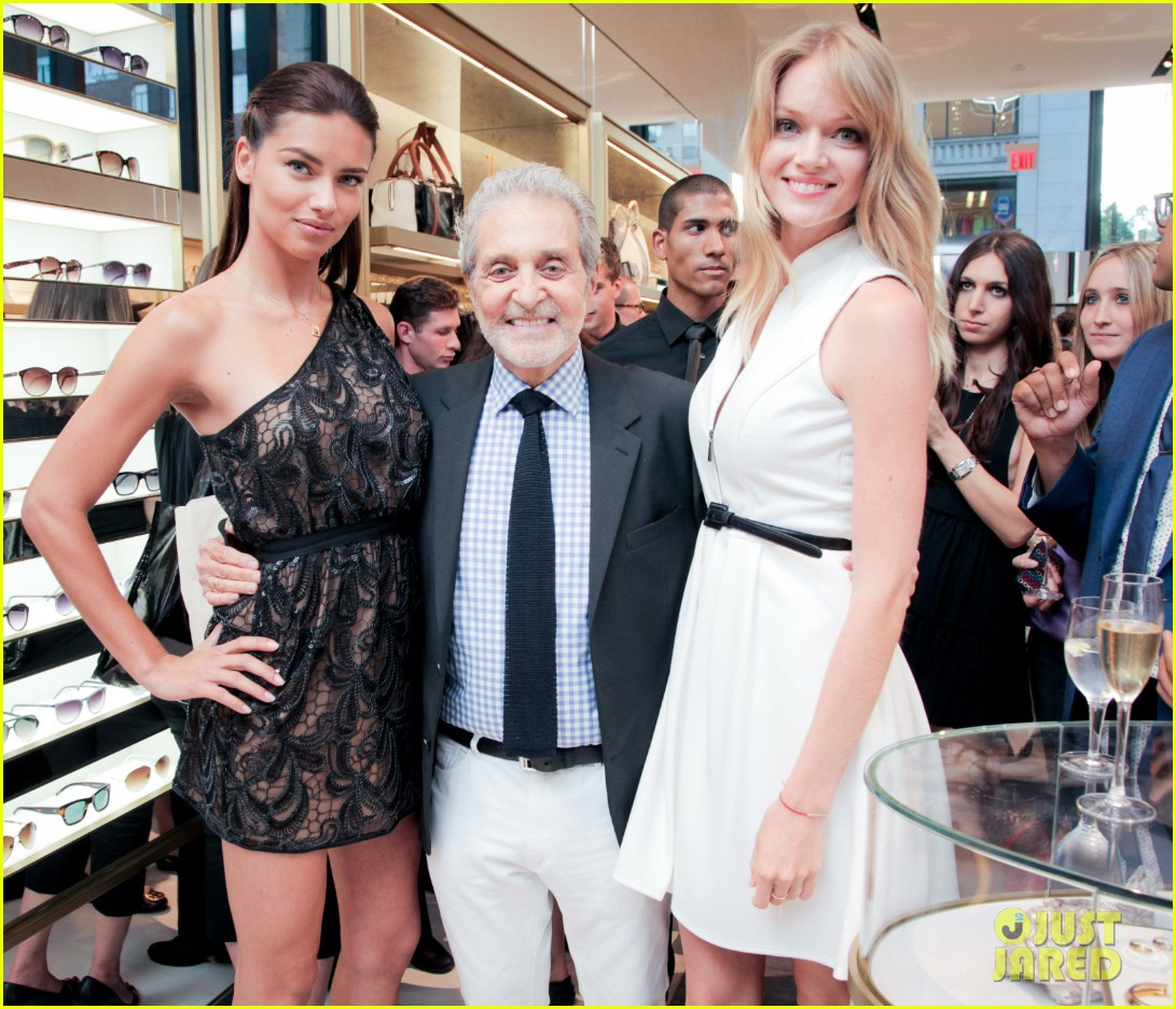 adriana lima birthday at vc store opening 03