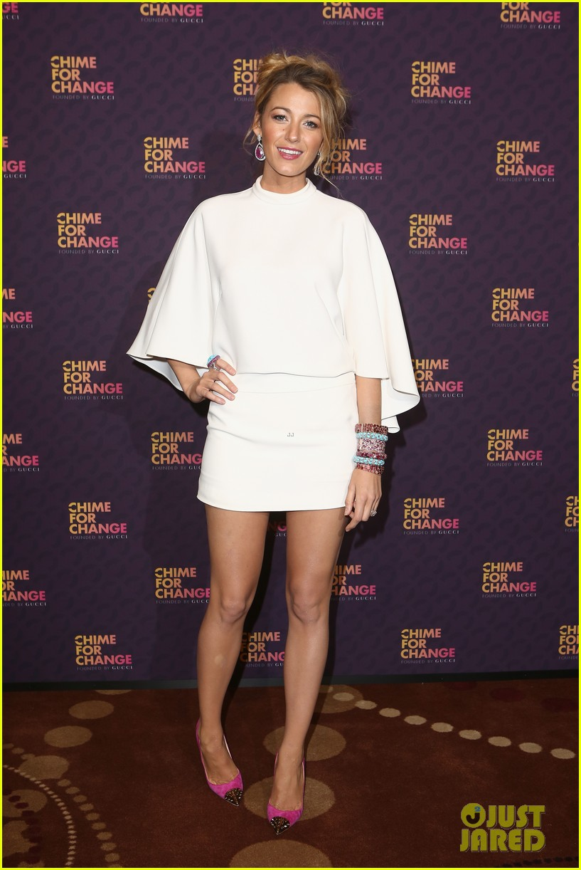 blake lively florence welch chime for change concert 012882064