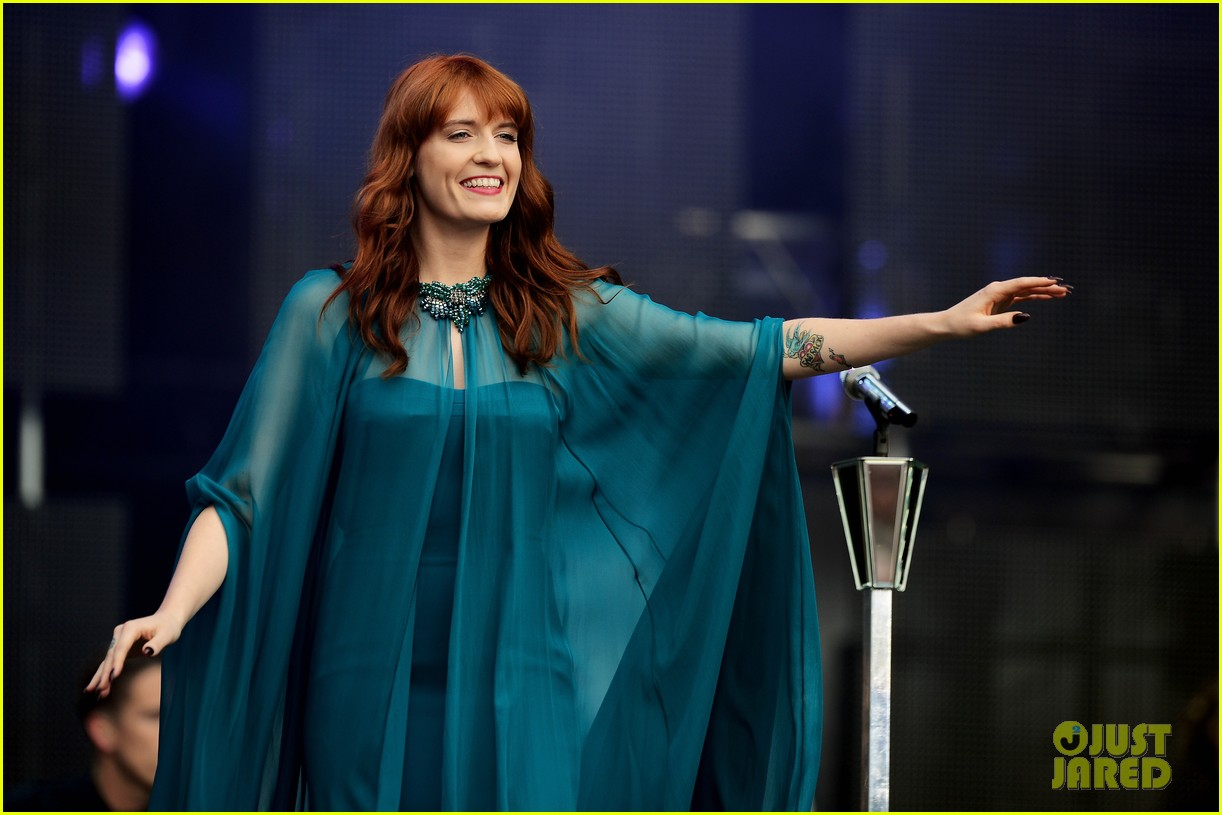 blake lively florence welch chime for change concert 062882069