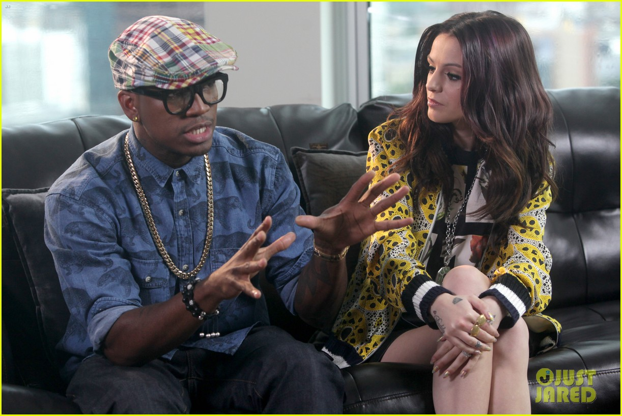 cher lloyd justjared com exclusive interview 02