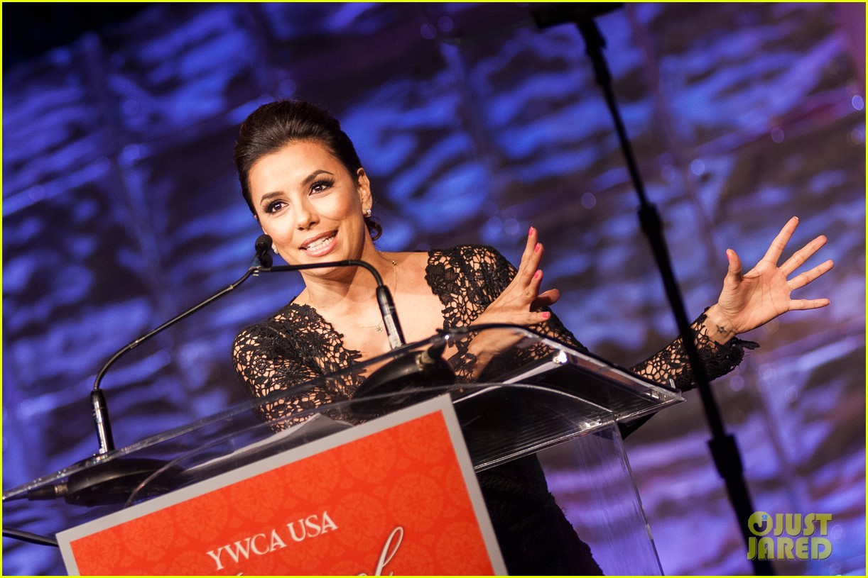 eva longoria ywca usa women of distinction awards gala 022886735