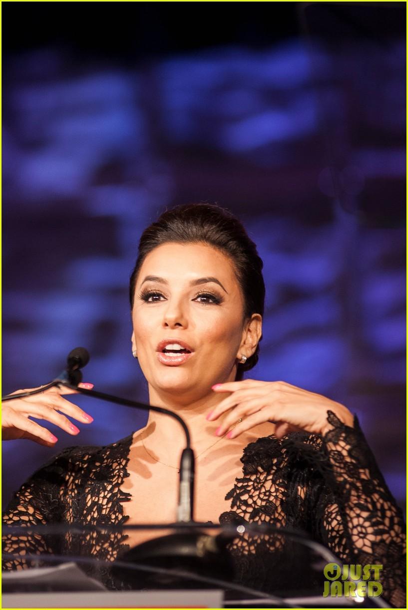 eva longoria ywca usa women of distinction awards gala 14