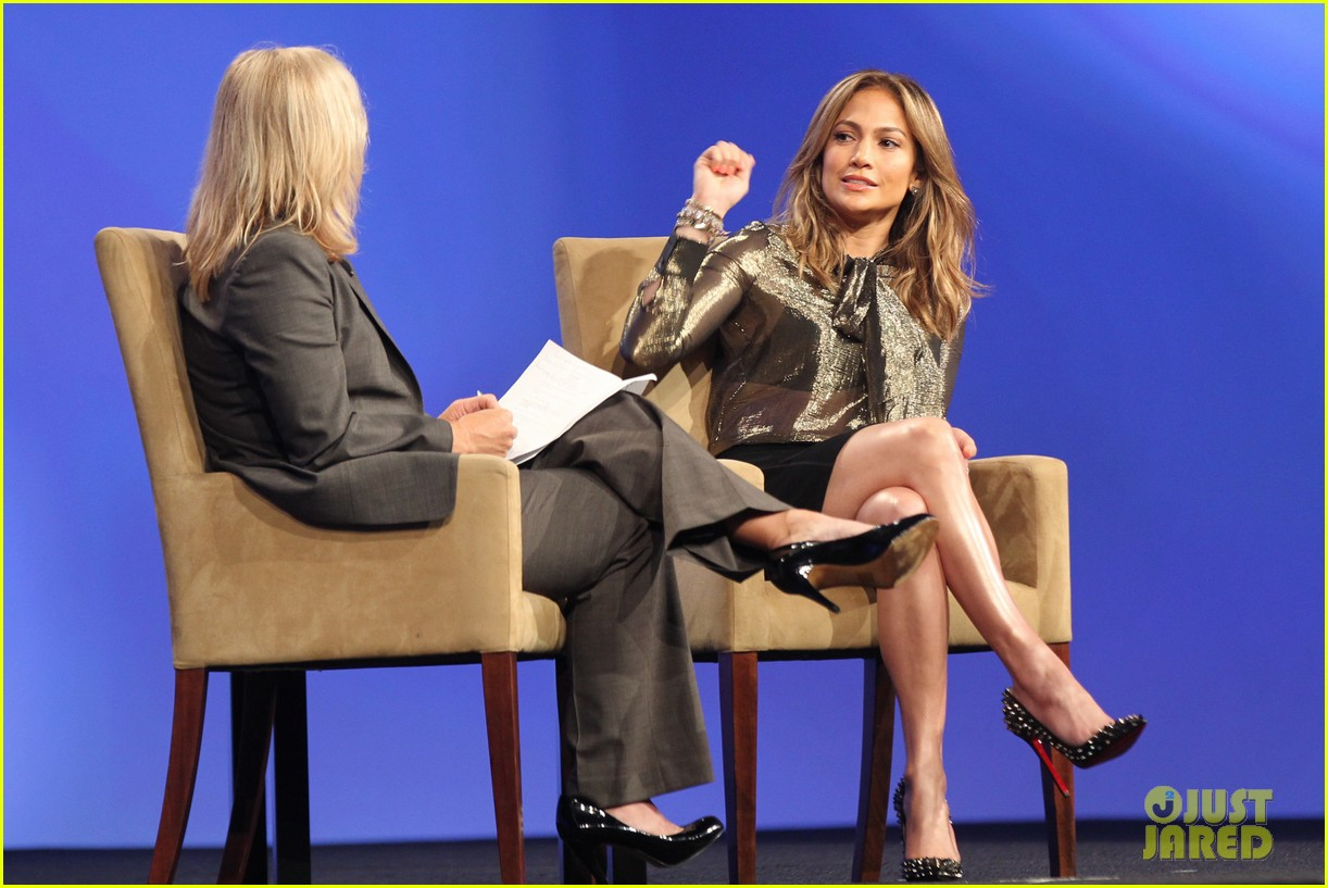 jennifer lopez visits the cable show 2013 in dc 022889870