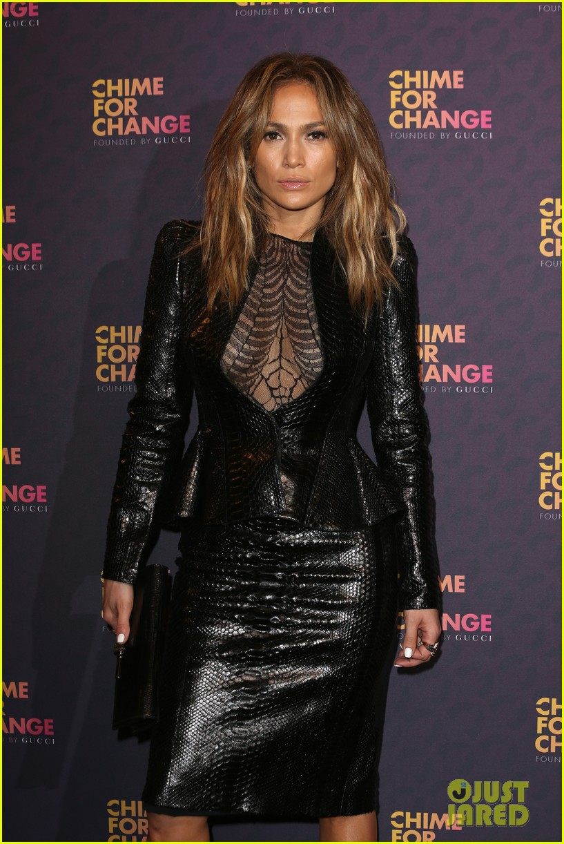 jennifer lopez mary j blige chime for change concert 112882141