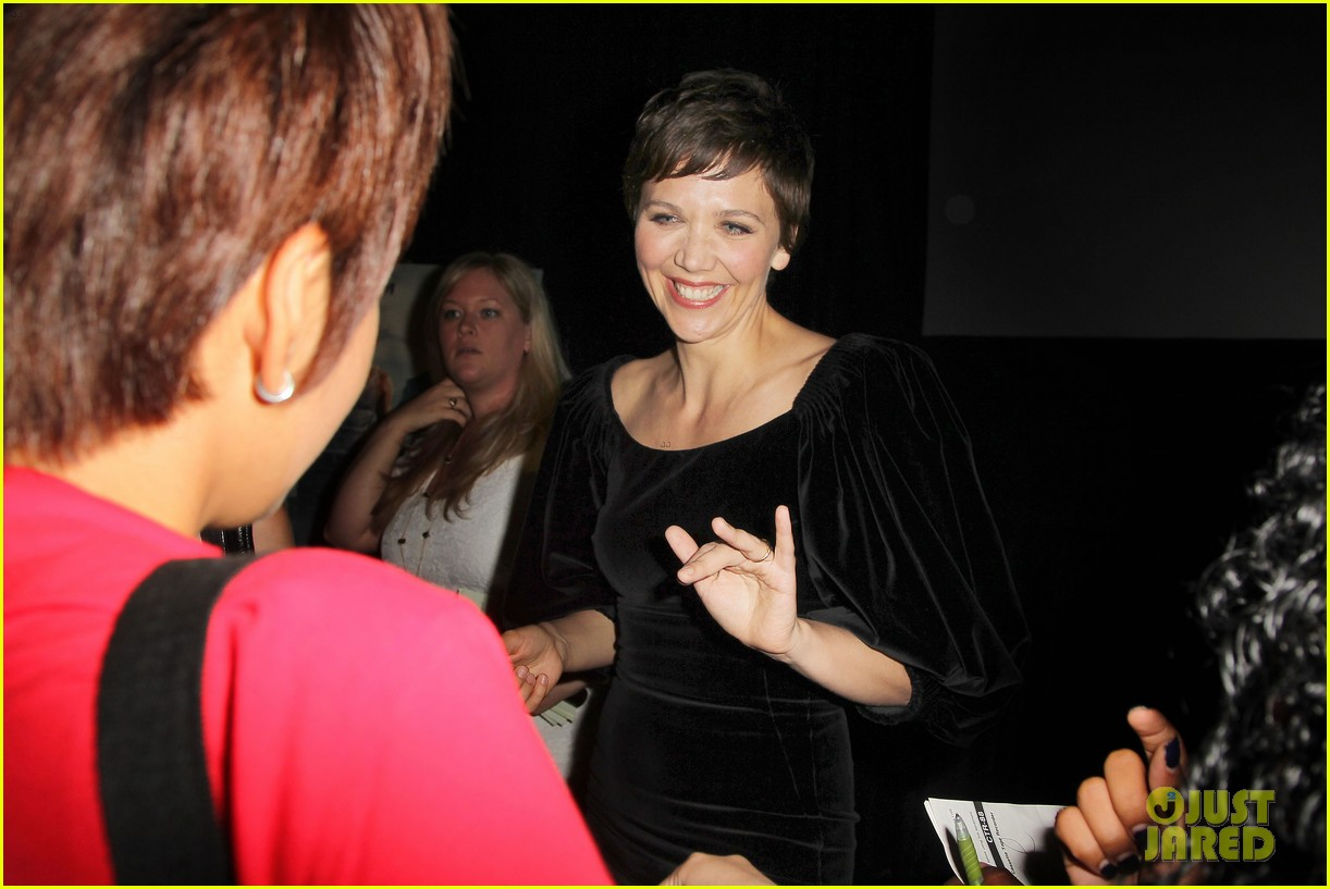 maggie gyllenhaal just jared white house down screening 042899191
