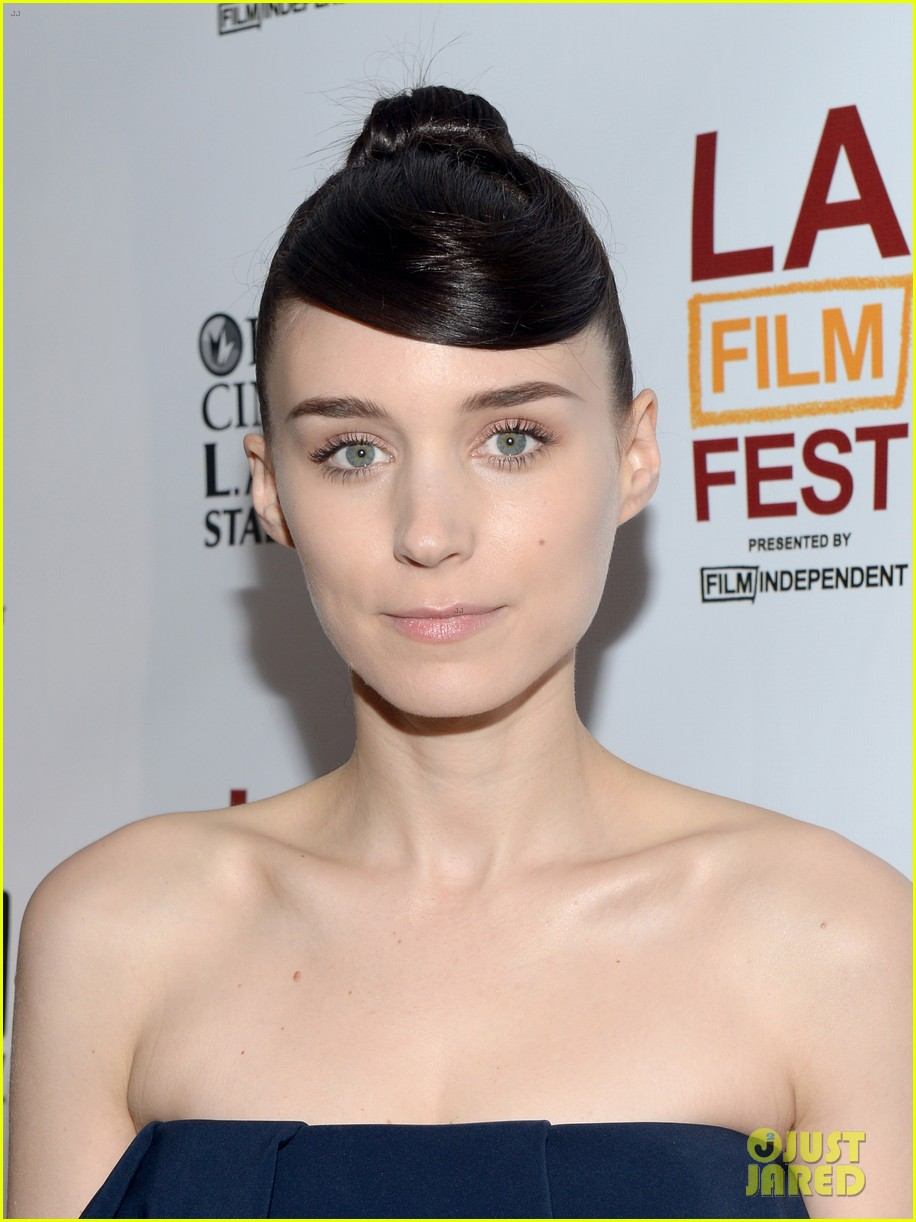 rooney mara aint them bodies saints at la film festival 02