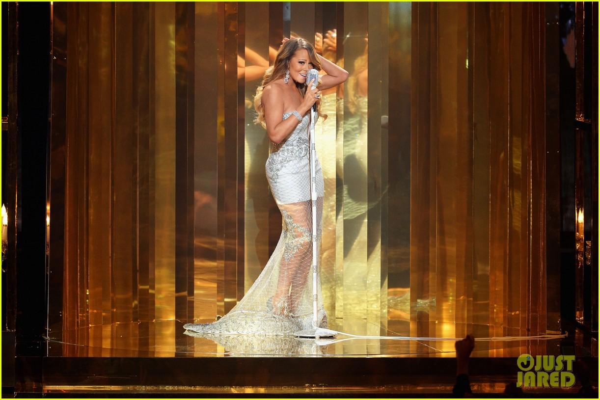 mariah carey miguel bet awards 2013 performance 012901565