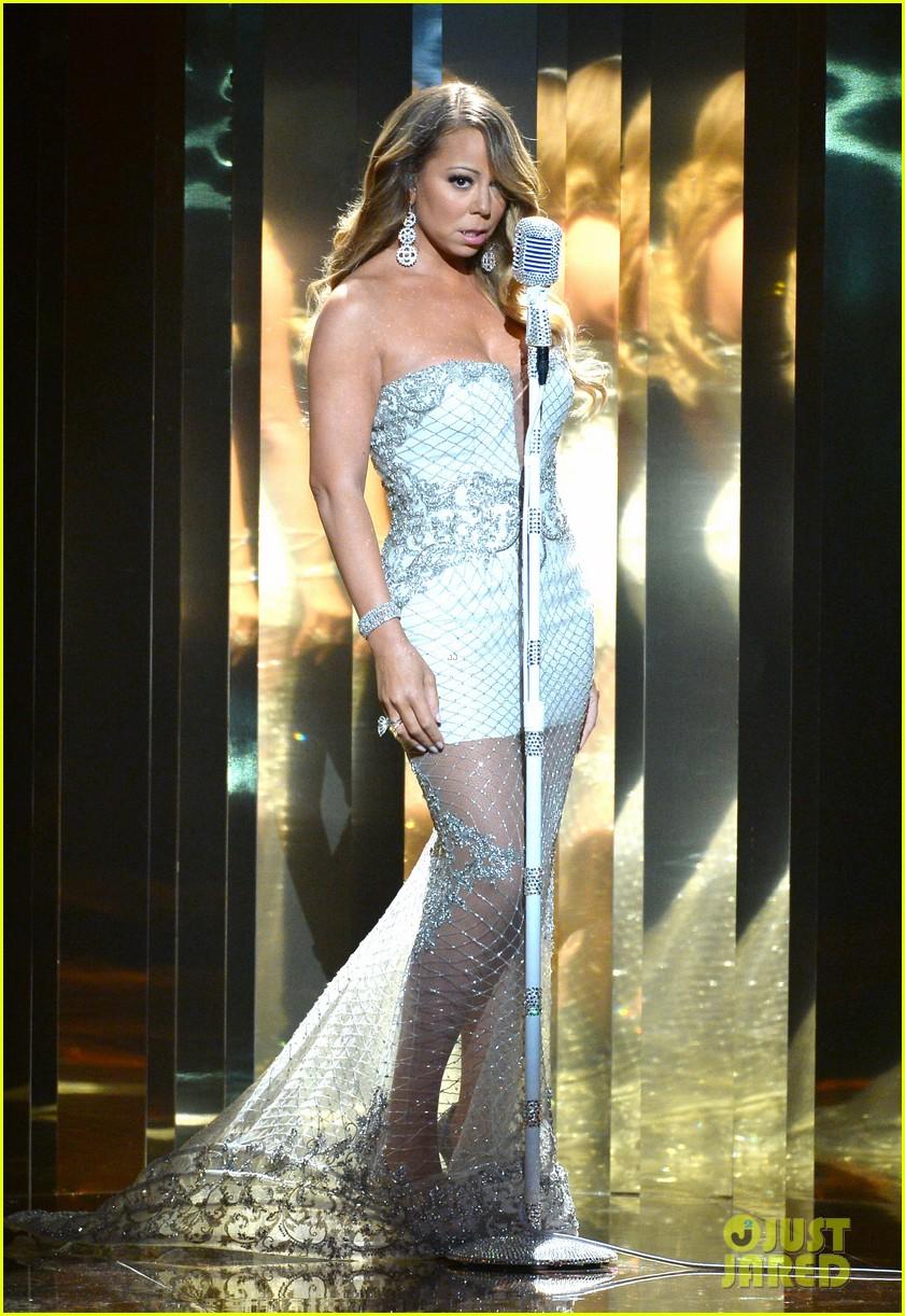 mariah carey miguel bet awards 2013 performance 022901566
