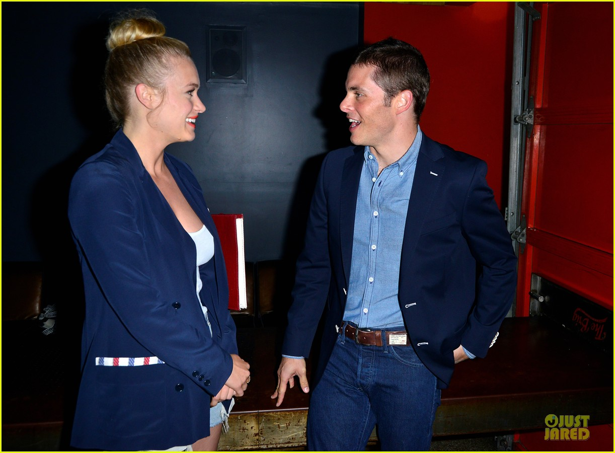 james marsden james van der beek tommy hilfiger surf shack celebration 13