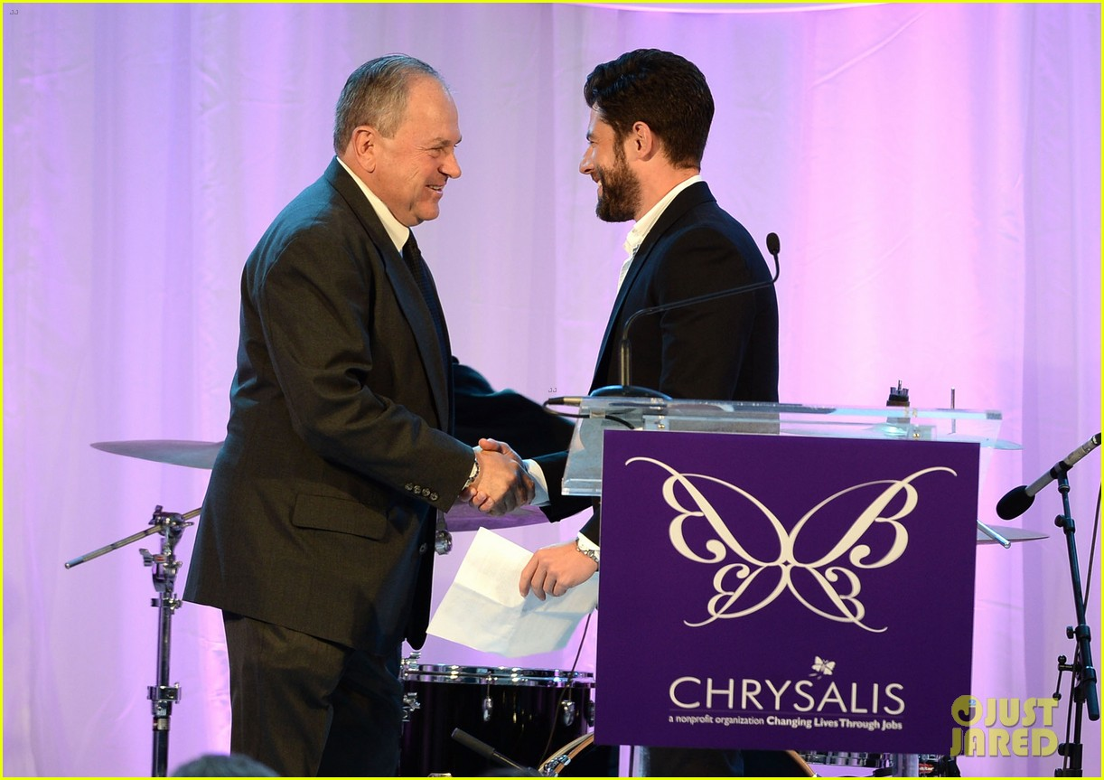 max greenfield colin farrell chrysalis butterfly ball 2013 with chris pine 072887576