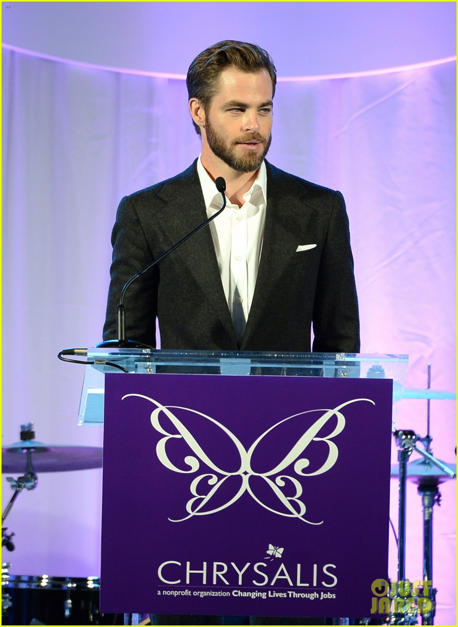 max greenfield colin farrell chrysalis butterfly ball 2013 with chris pine 102887579
