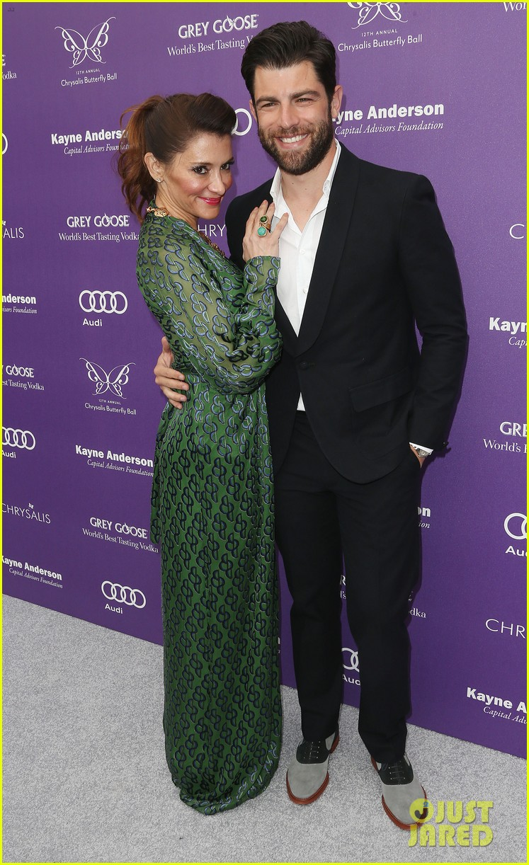 max greenfield colin farrell chrysalis butterfly ball 2013 with chris pine 122887581