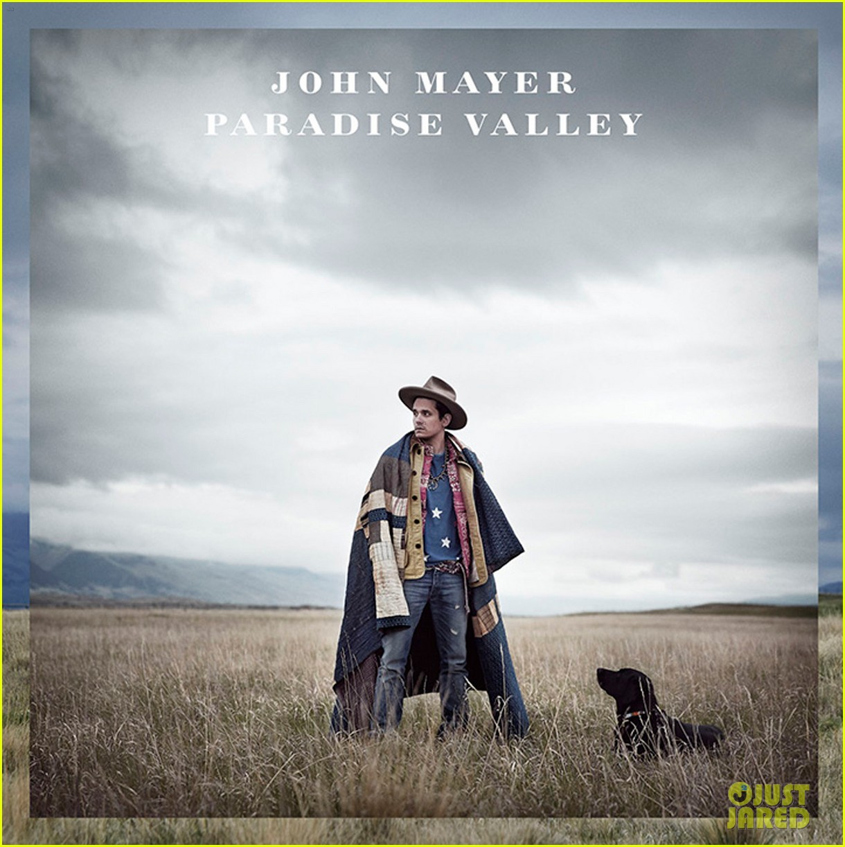 john mayer paradise valley album artwork 01