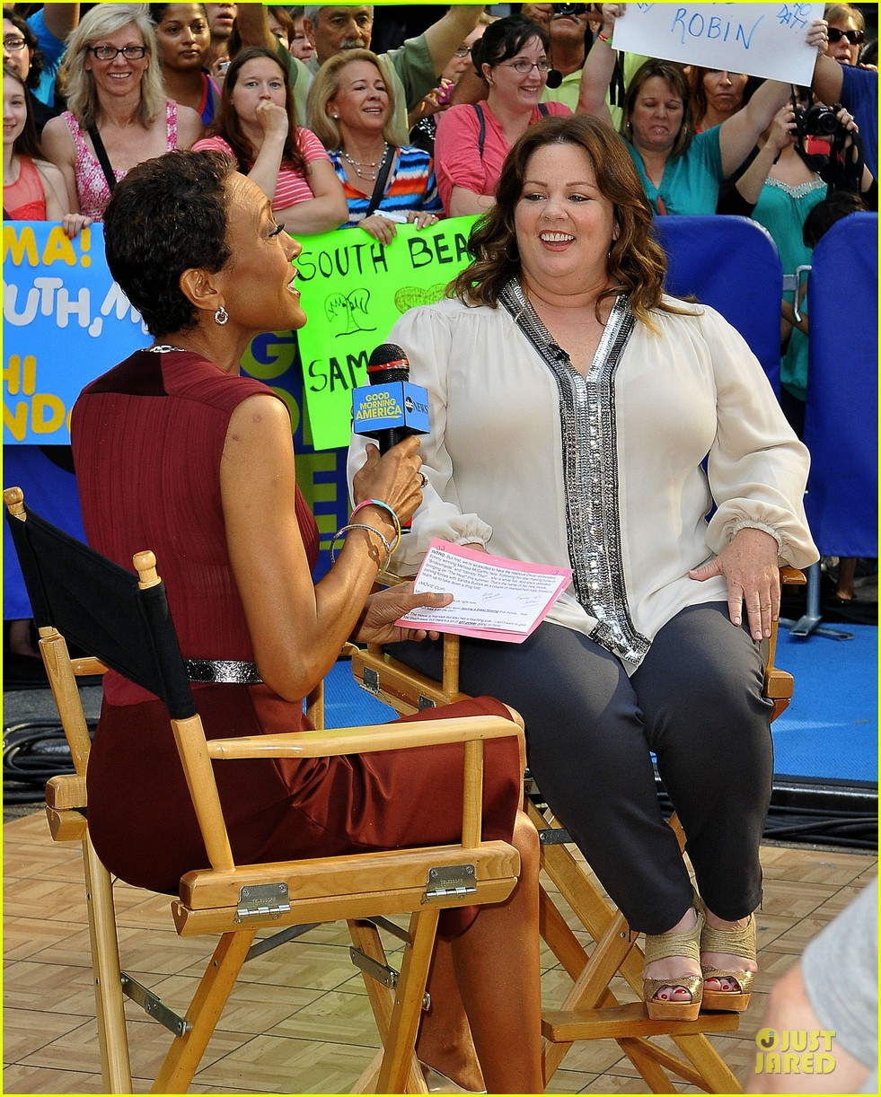 melissa mccarthy the heat nyc promotion 042897821