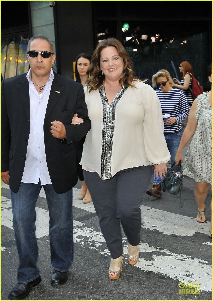 melissa mccarthy the heat nyc promotion 052897822