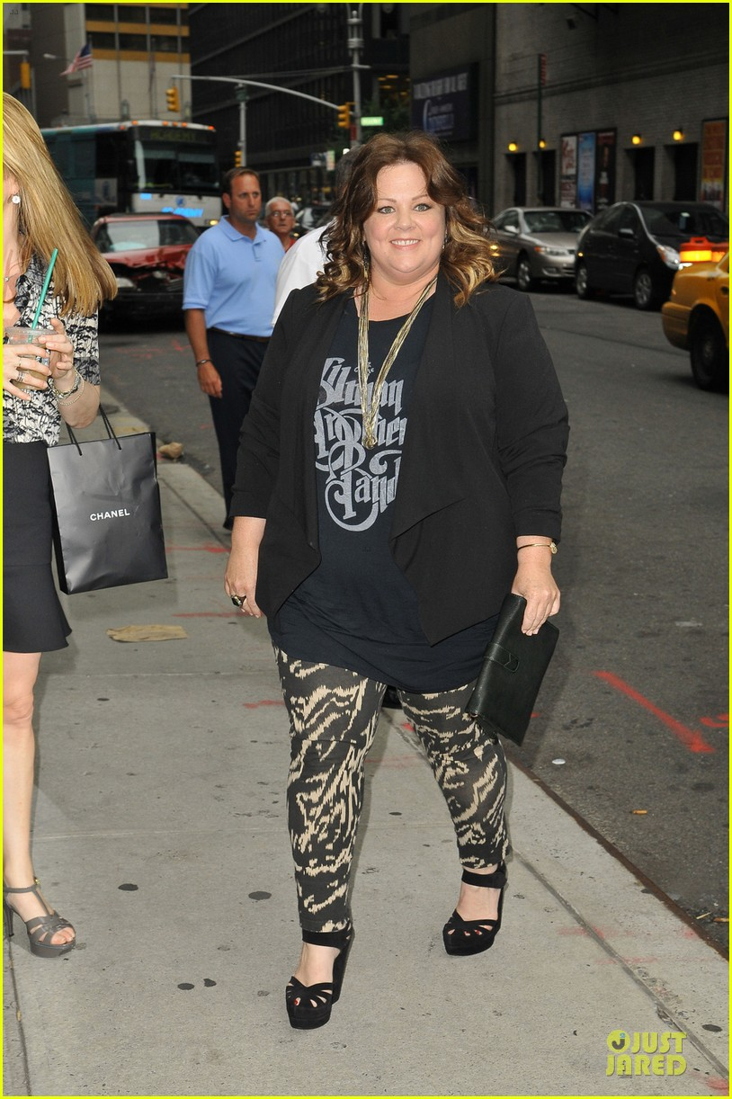 melissa mccarthy the heat nyc promotion 06
