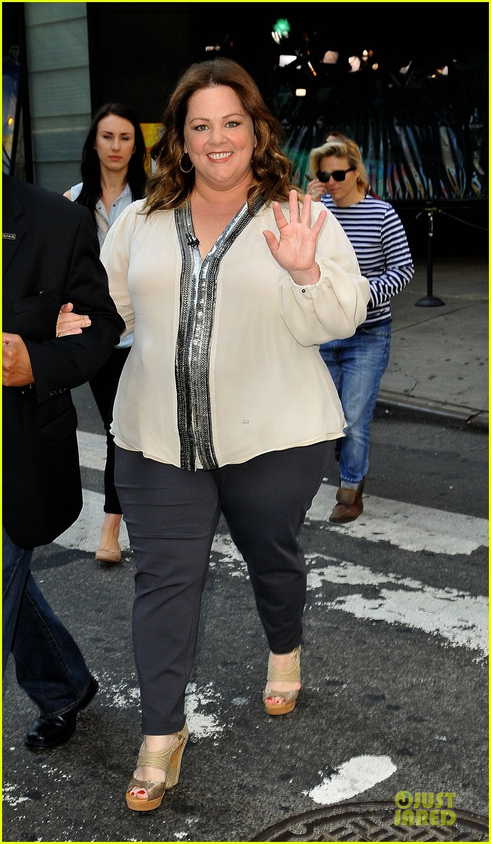 melissa mccarthy the heat nyc promotion 092897826