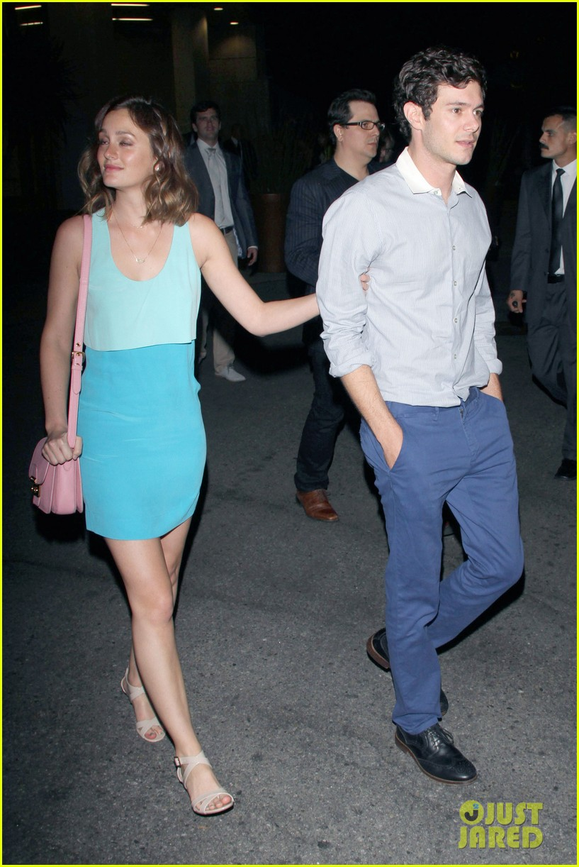leighton meester brickyard couple after some girls premiere 022899489