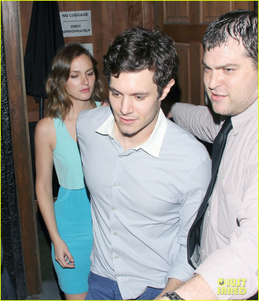 leighton meester brickyard couple after some girls premiere 032899490