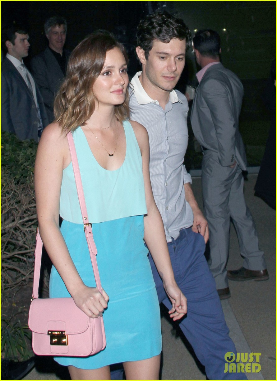 leighton meester brickyard couple after some girls premiere 04