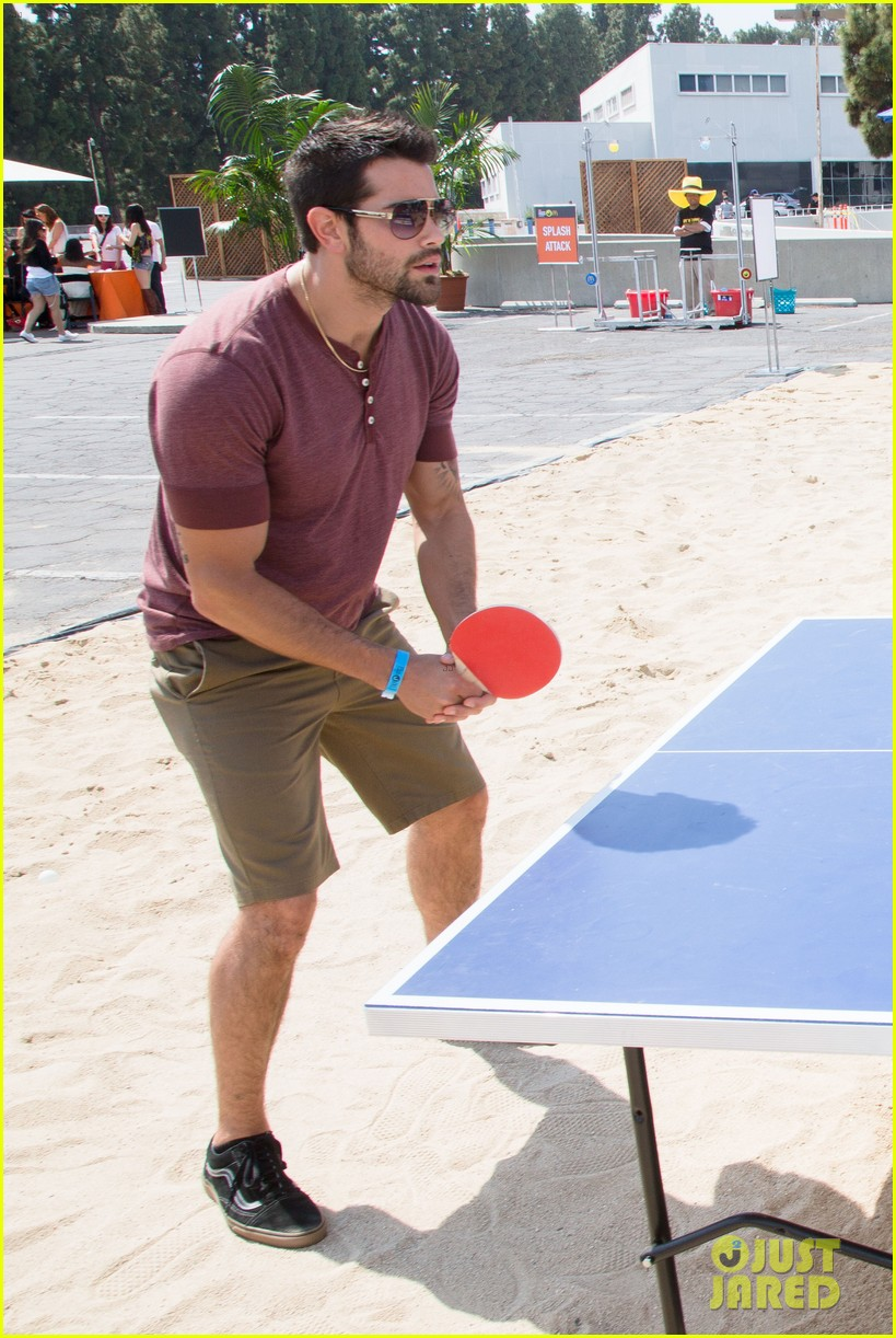 jesse metcalfe jaimie alexander just jared summer kick off party 082883339