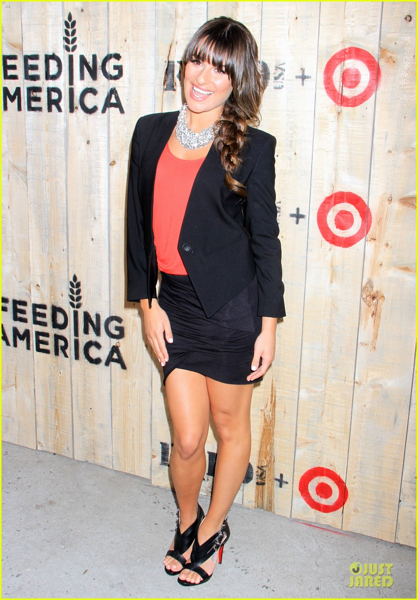 lea michele target feed collaboration 012894731