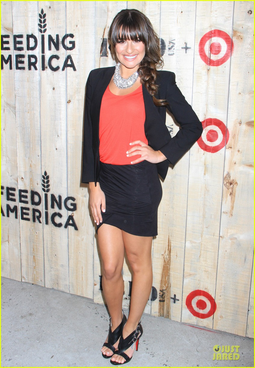 lea michele target feed collaboration 09