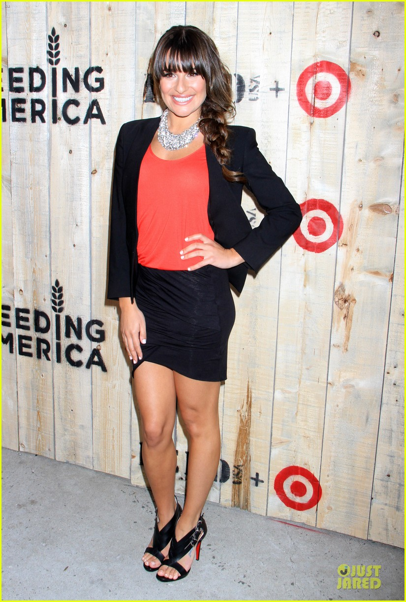 lea michele target feed collaboration 10
