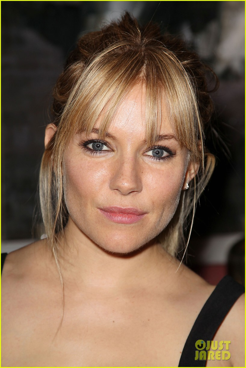 sienna miller just like a woman special screening 022885475