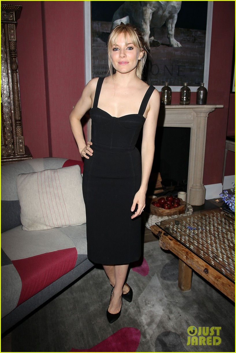 sienna miller just like a woman special screening 032885476