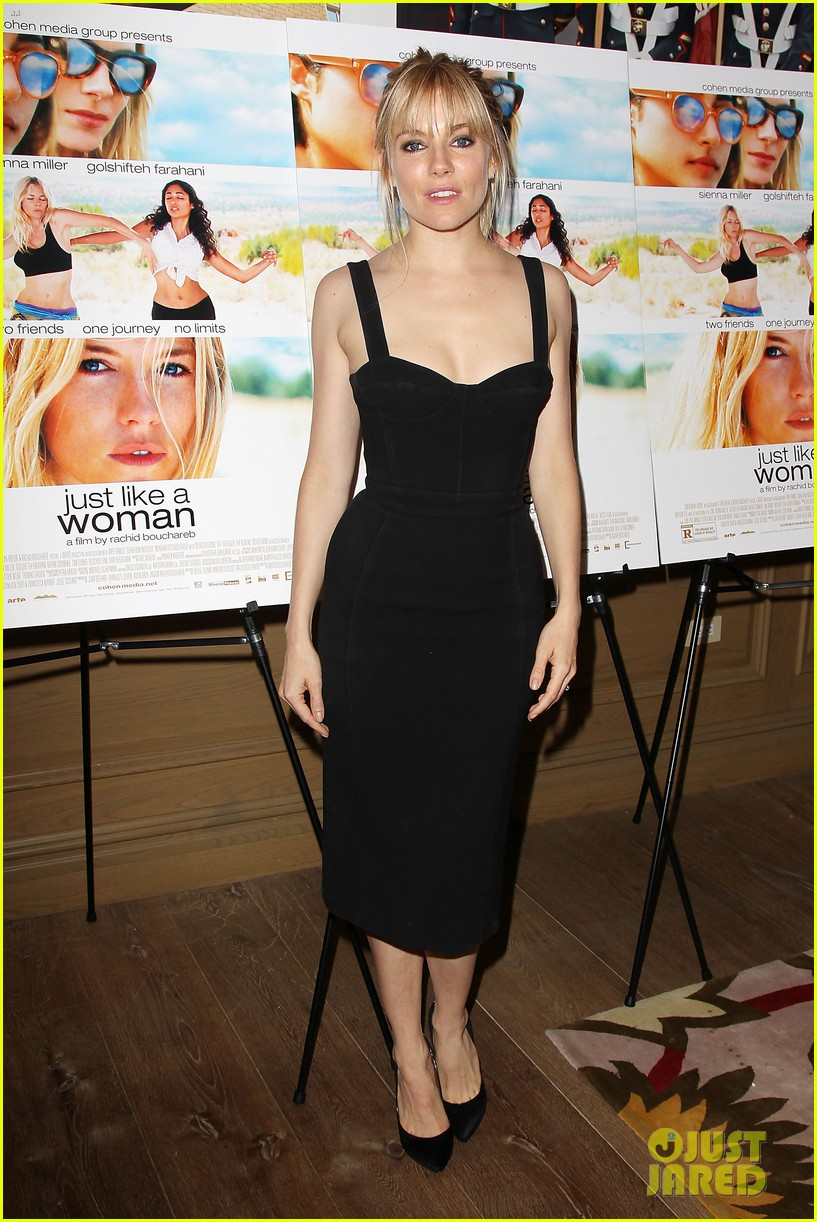 sienna miller just like a woman special screening 052885478