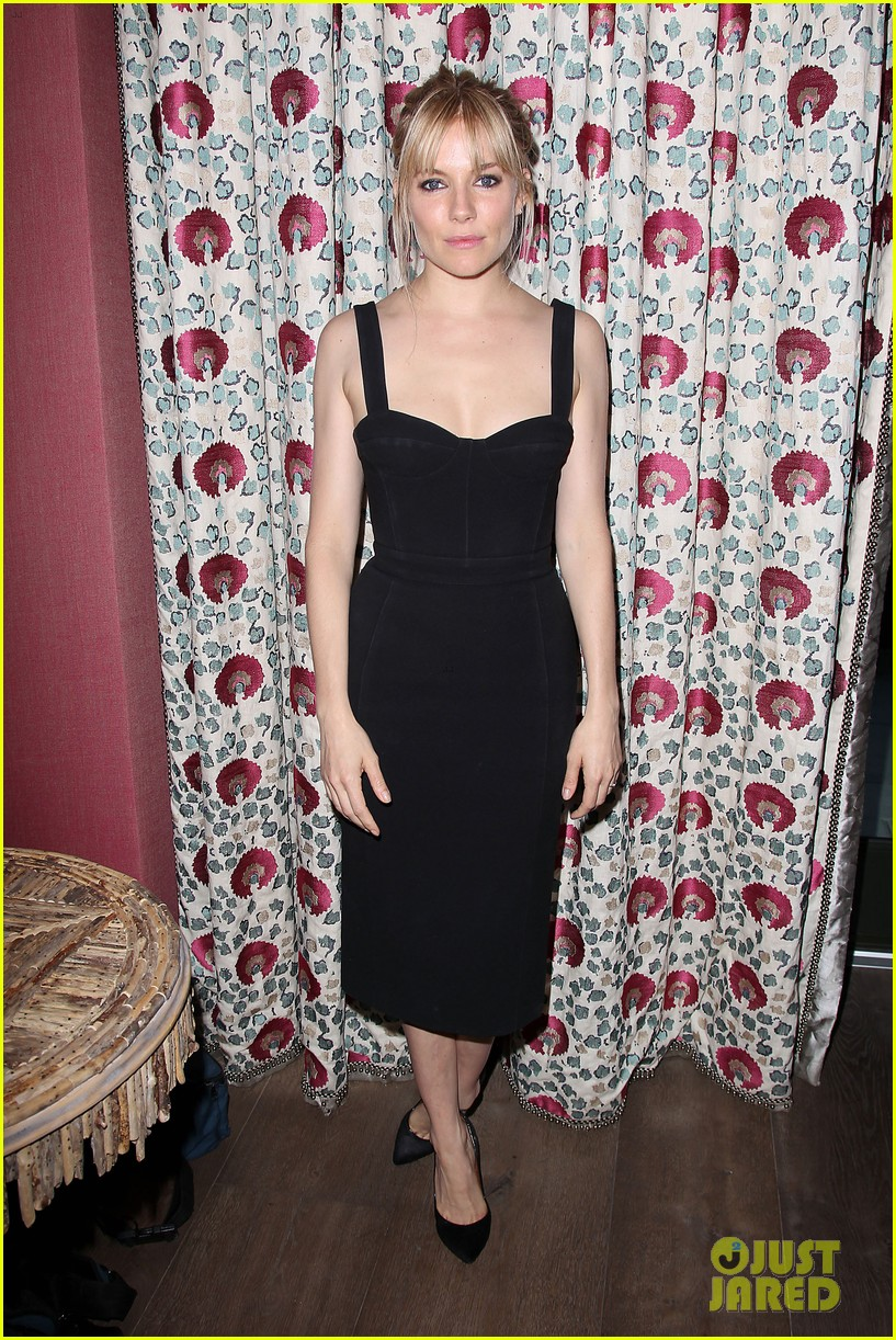 sienna miller just like a woman special screening 072885480