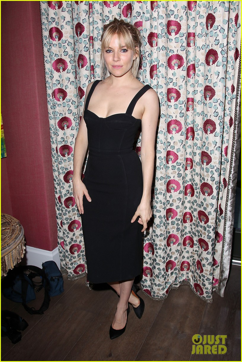 sienna miller just like a woman special screening 112885484