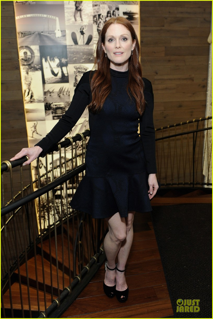 julianne moore dujour magazine summer issue cover party 11