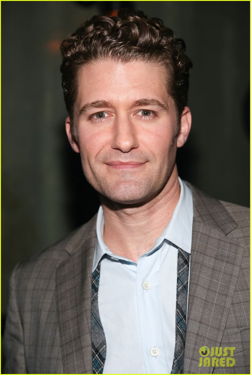 matthew morrison friends family show with colton haynes 282890782