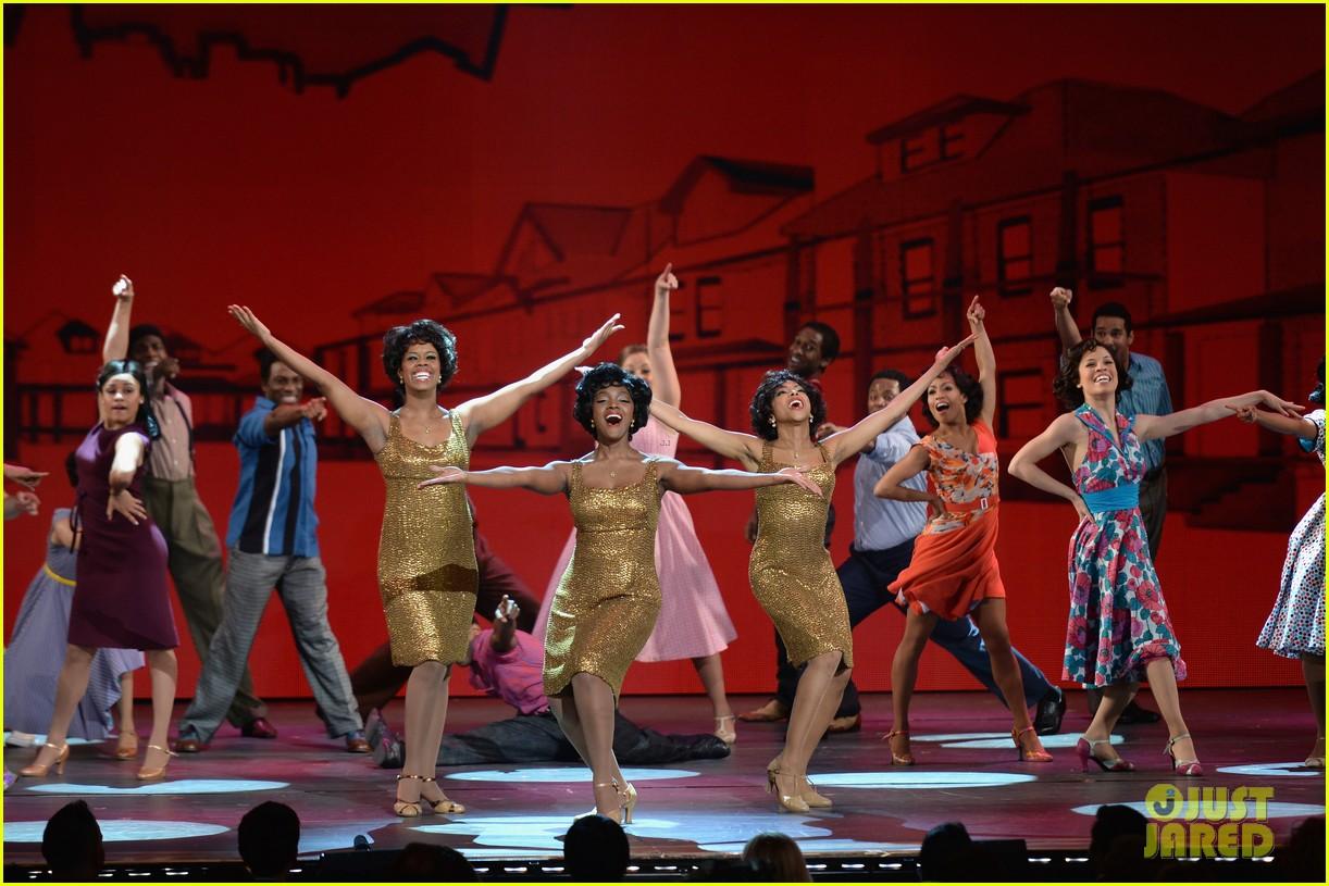 broadway motown the musical tonys performance video 032888007
