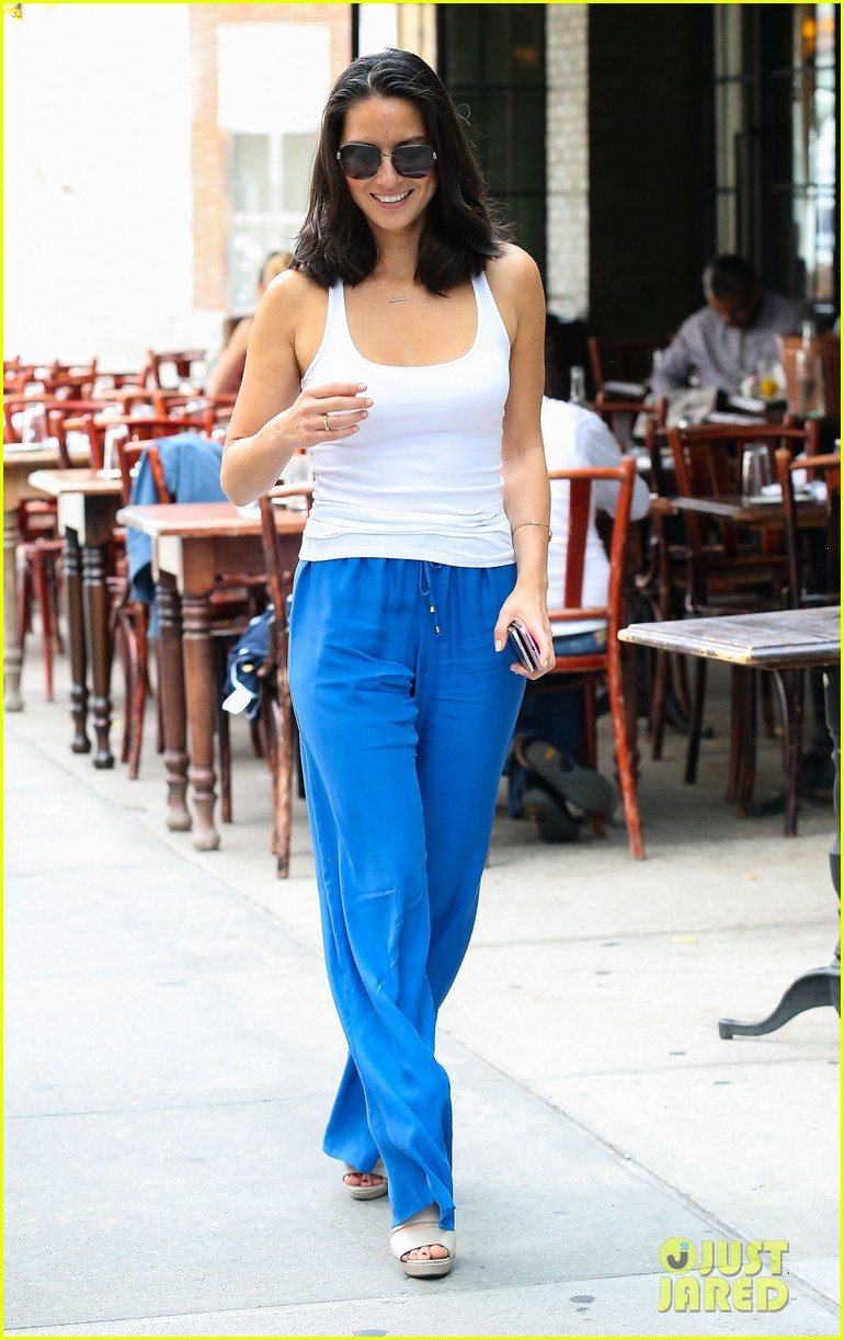 olivia munn allison williams ladies who lunch 072899721