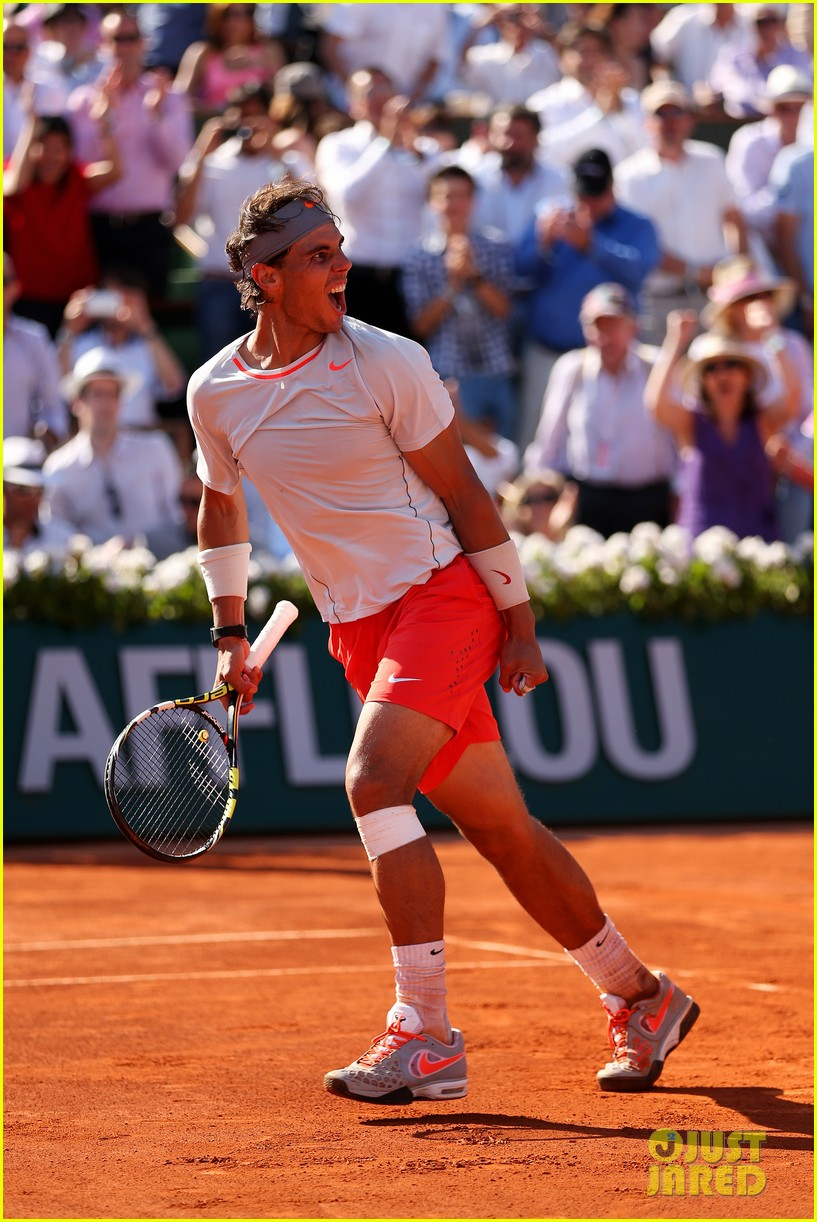 rafael nadal beats novak djokovic in french open semifinals 122886543