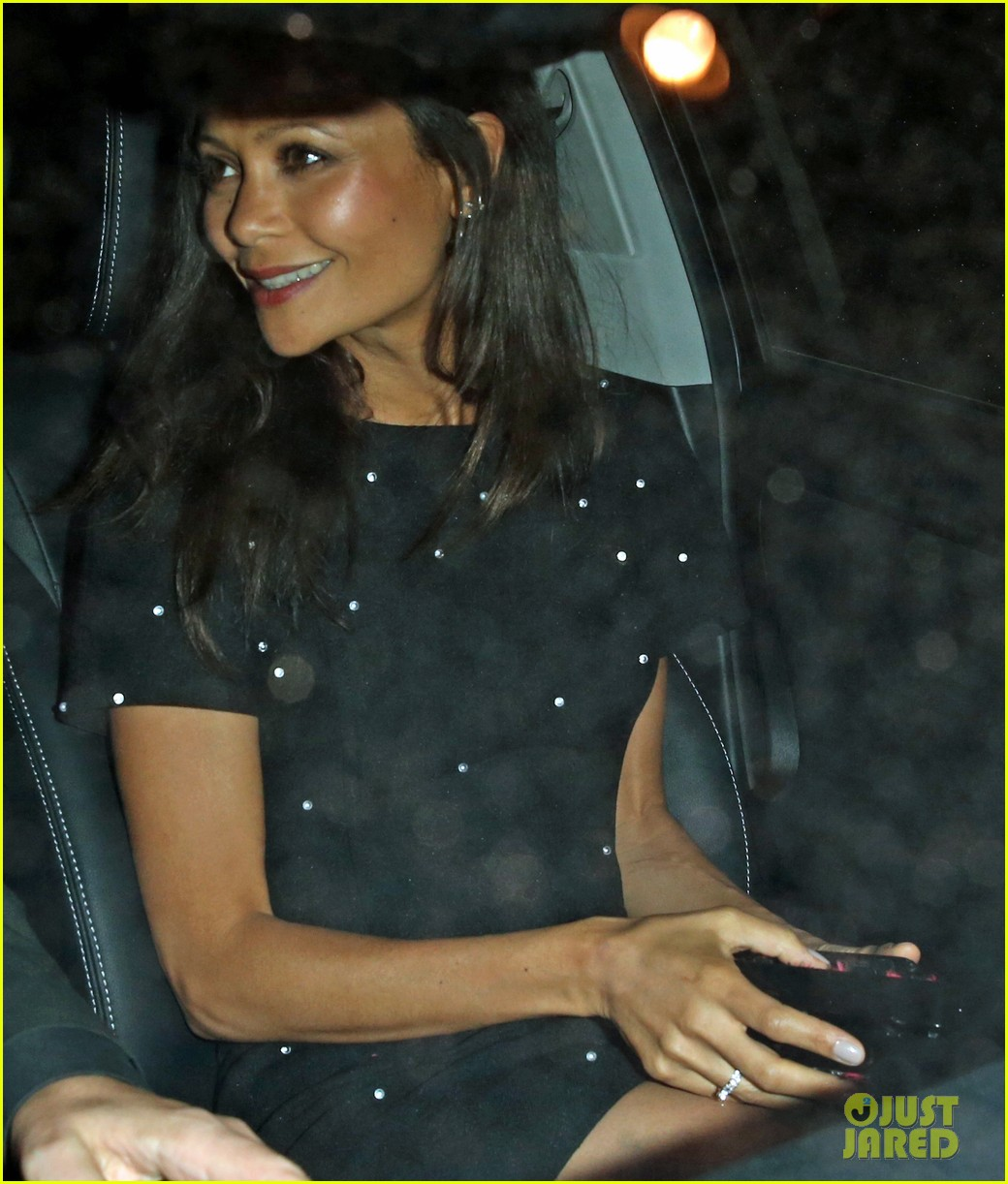 thandie newton chanel flagship boutique opening 022889093