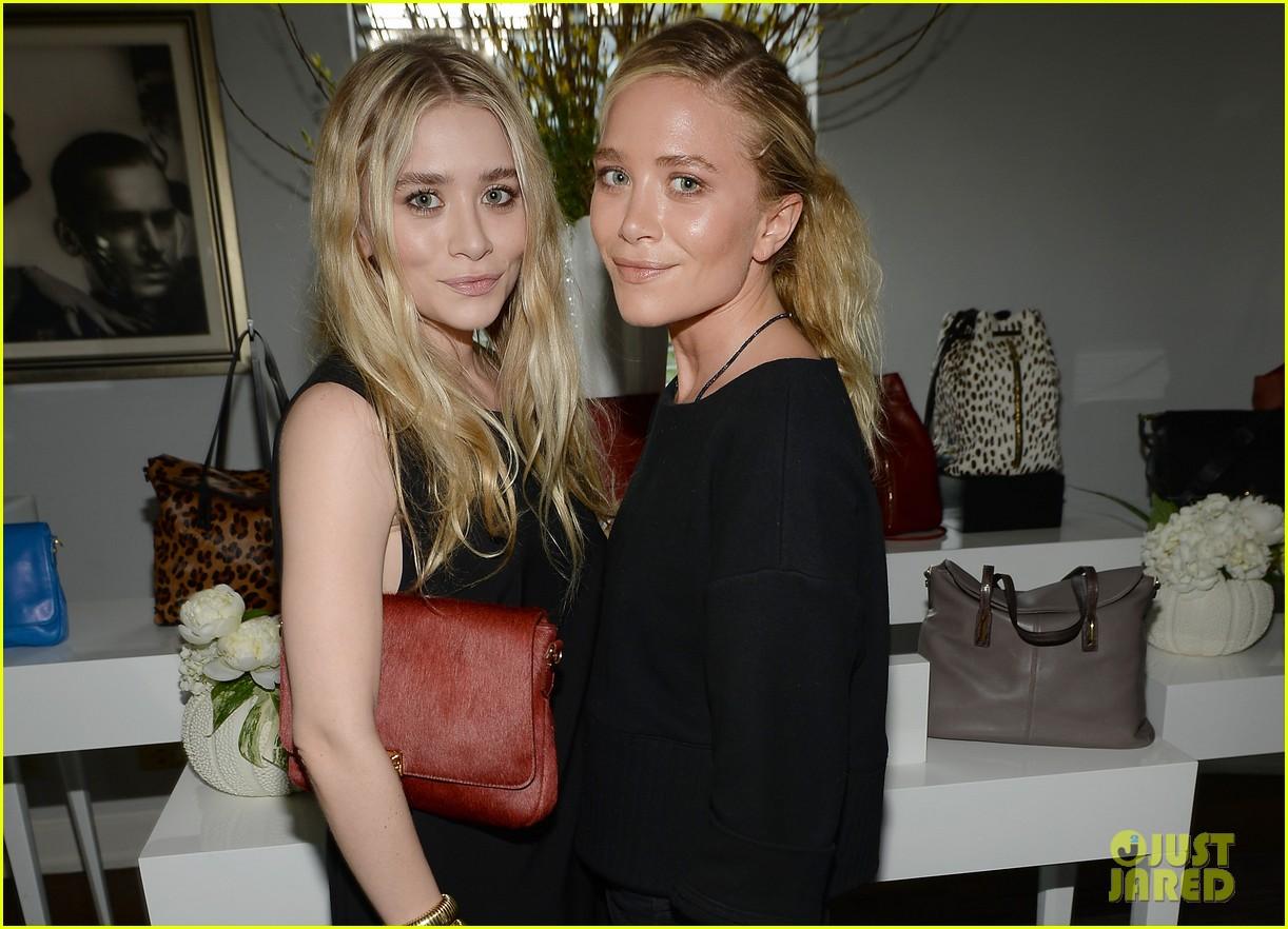 Mary-Kate & Ashley Olsen: Elizabeth and James InStyle ...