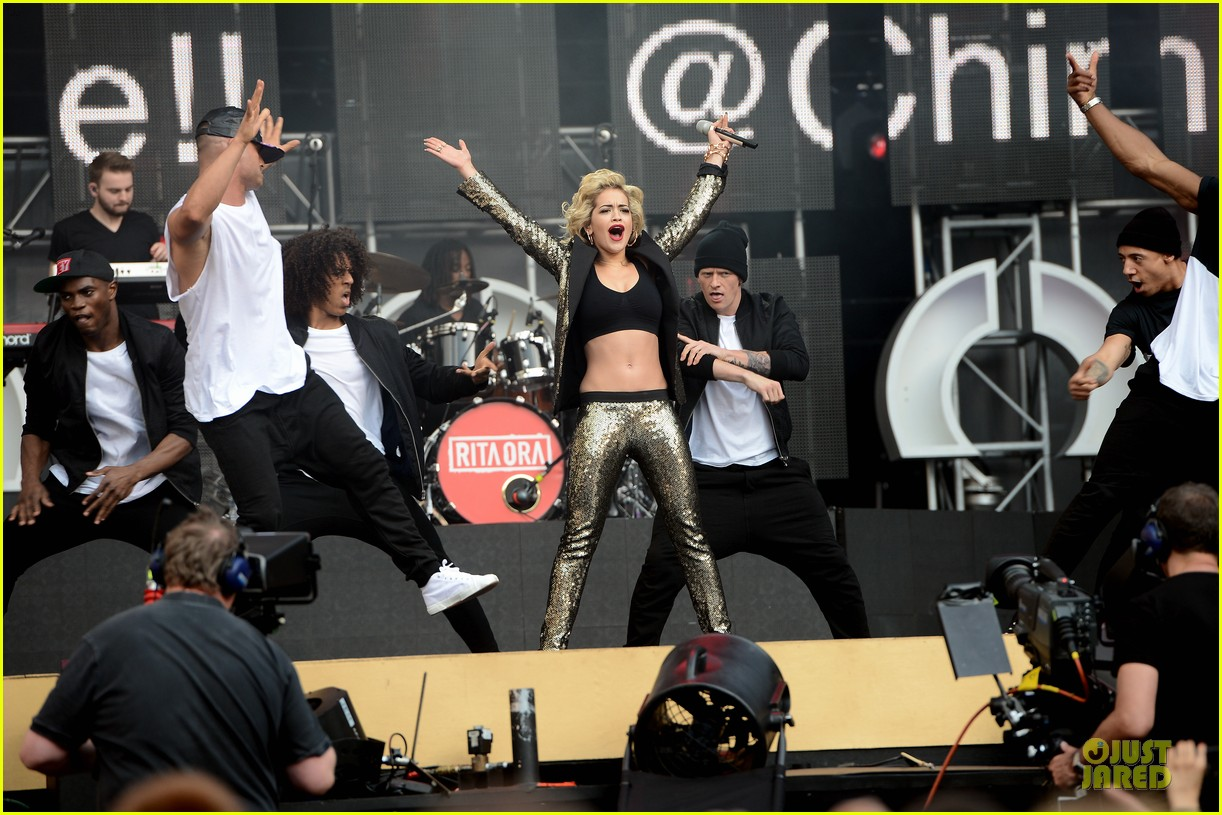 rita ora jessie j chime for change concert english performers 012881990
