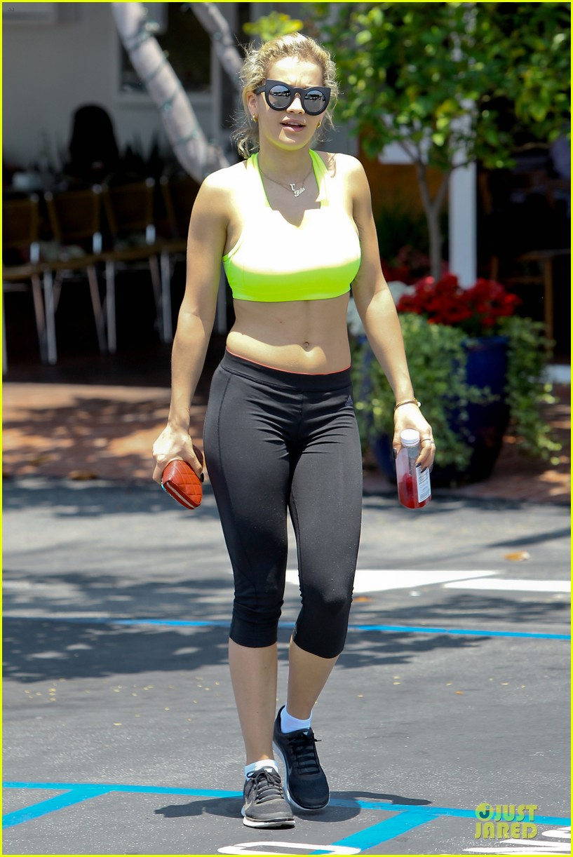 rita ora hot la makes me wanna get healthy 20
